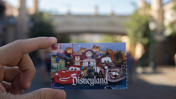 Disneyland Resort, Disney California Adventure, Admission, Ticket