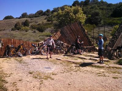Coast to Crest Bikepacking ride