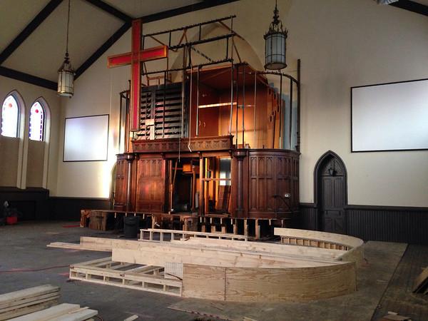 The Building of Faith