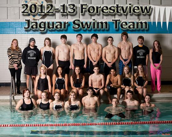 2013 Forestview Team Photos