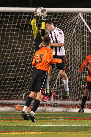 Cal High vs Monte Vista 2-7-12