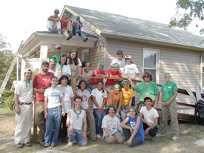 Local Missions - Hosannah Industries - August 4, 2007