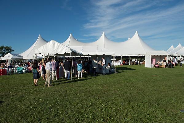 Chefs & Champagne at Wolfer Estate 2012
