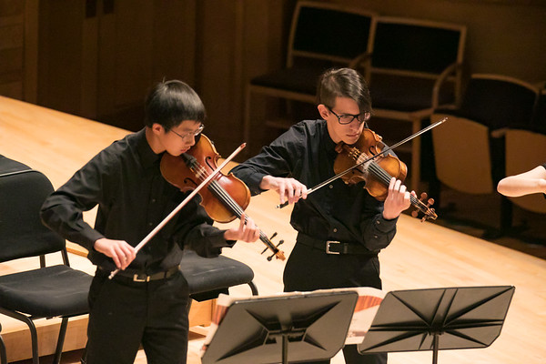 4. Folsom High School Chamber Orchestra