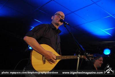 Adrian Edmondson and The Bad Shepherds - at The Lemon Tree - Aberdeen, UK - September 16, 2010