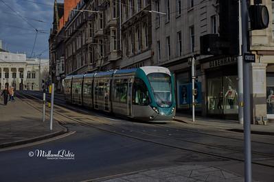 Nottingham (Tram), 08-01-2020