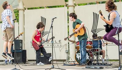 Fort Washington School of Rock (House Band)
