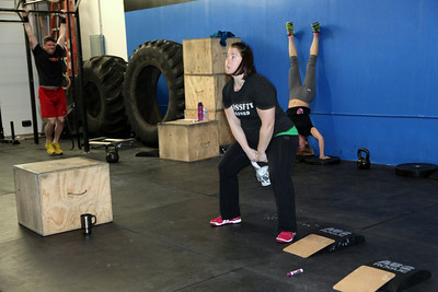 CrossFit Harford 9 March 2013