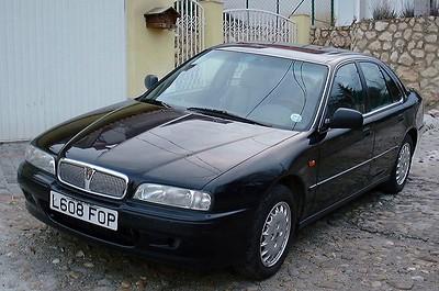 1999 Rover 520 L608FOP