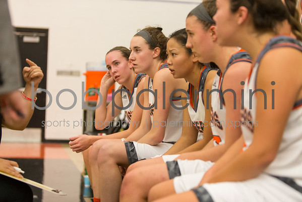 Oxy Women's Basketball vs UCSC 11-15-15