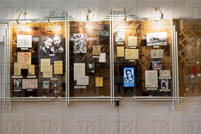 29.12.2020 - Муса Җәлил музее мөдире белән әңгәмә (Фото Салават Камалетдинов )