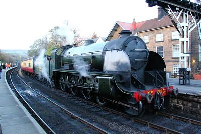 20121103 North Yorkshire Moors Railway