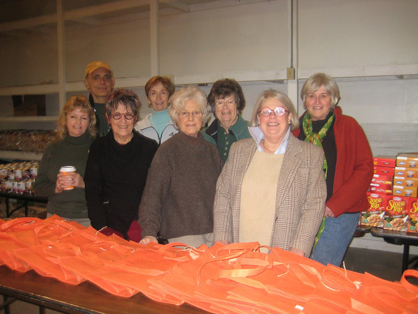 Woodstock  Community Food Shelf Thanksgiving Meals