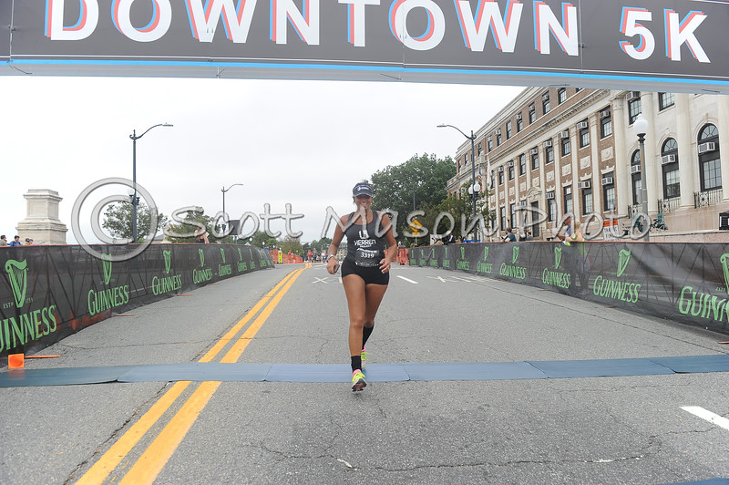 Downtown 5k 2021 40 Minute & Over Finishers