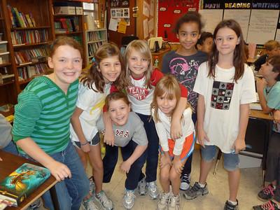 2010-2011 Ammenheuser Fourth Grade