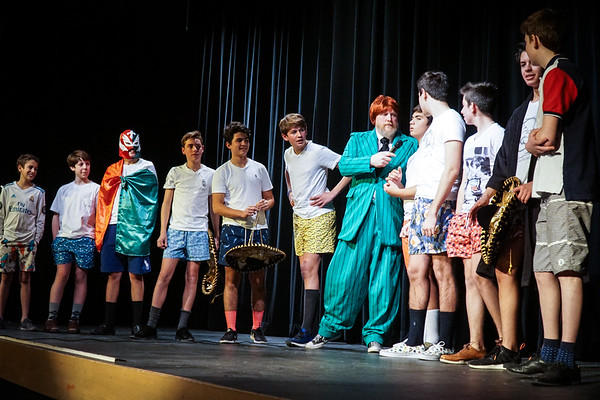 Cardigan's Got Talent!