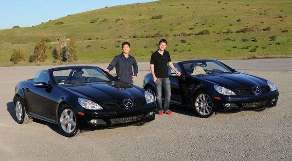 New Cars 2008