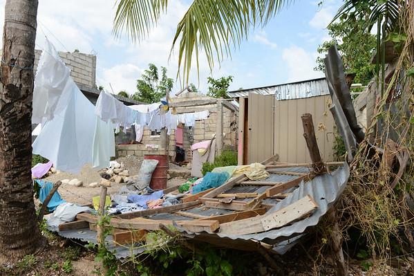 2012 August Haiti - Tropical Storm Isaac