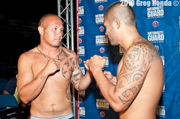 Collin Mansanas vs Delbert Kaeo Grace