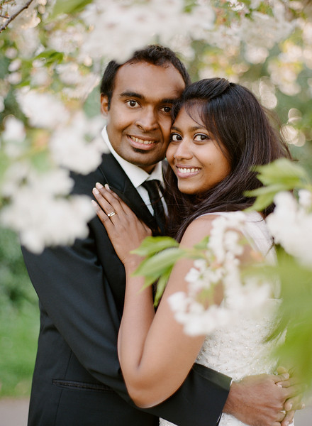 John and Christine Sujith