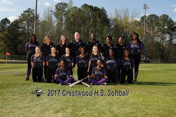 2017   Softball  Varsity