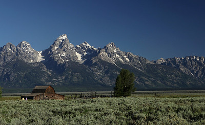 Yellowstone and Tetons/Jackson, WY