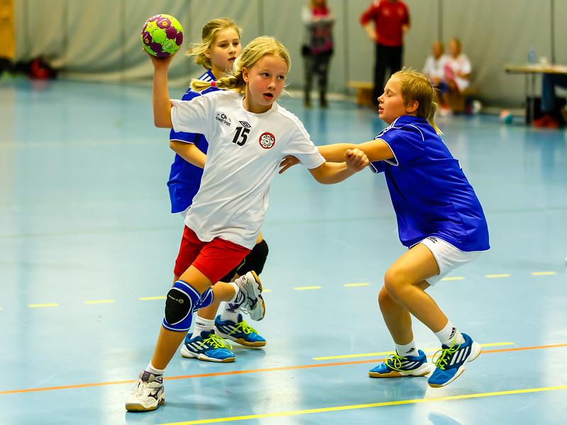 Skedsmo HK J10 mot Raumnes/Årnes Blå