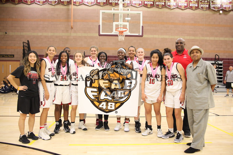 Top Achievers Sparks - 17U Champion