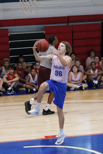 Basketball School - Day 4