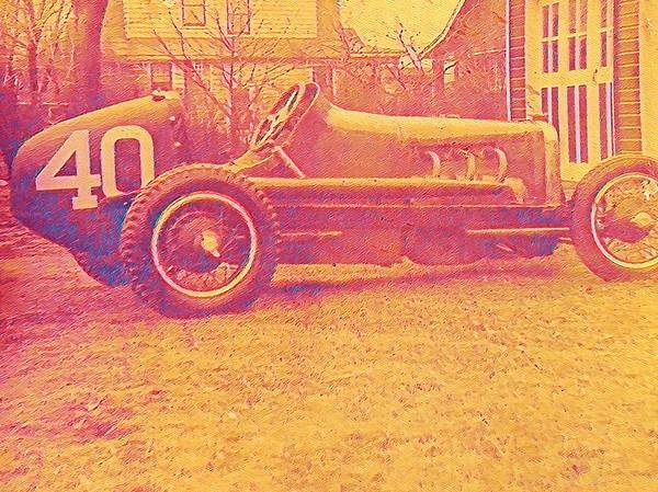 Car # 40