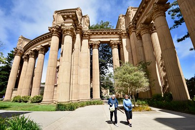 The Palace Of Fine Arts-8/30/17
