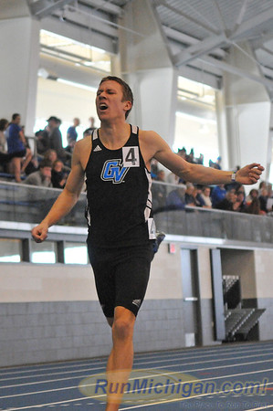 Featured - 2014 GVSU 5-Way Indoor Meet
