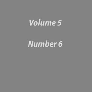 Volume 5 Number 6