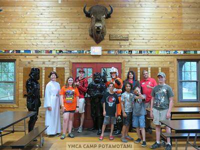 2014 Star Wars Camp