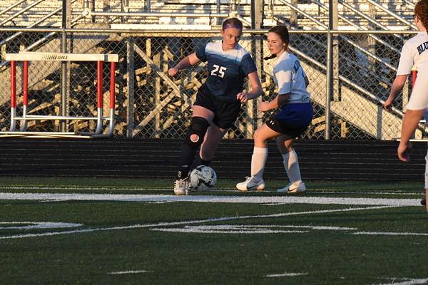 JV Girls Soccer vs Plattsmouth