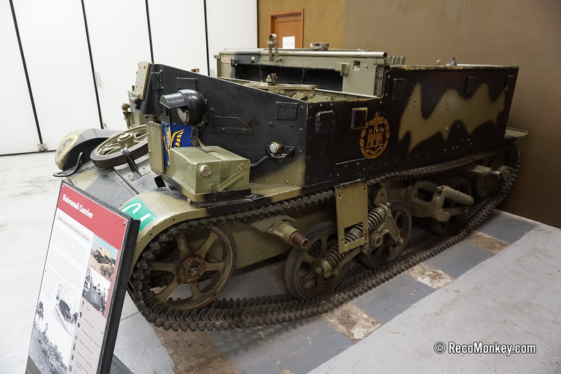 Universal Carrier No1 Mk11