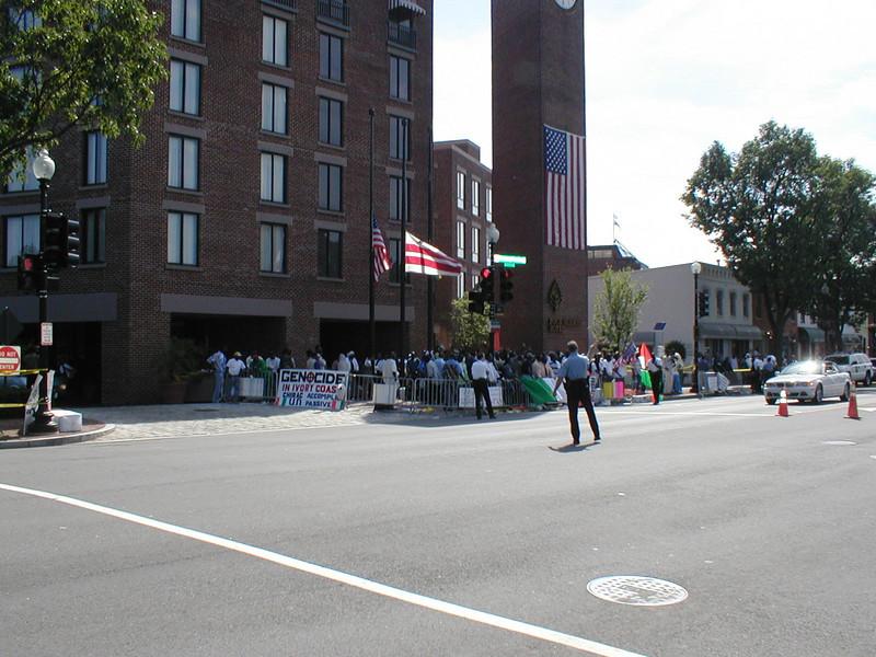 Angry people at Georgetown.JPG