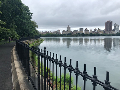 Meer in Central Park
