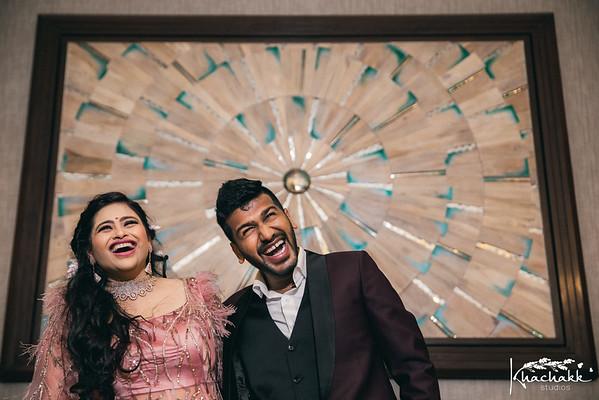 Bhavesh & Shinu