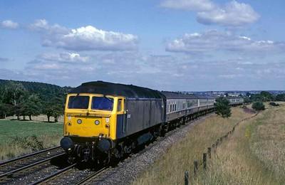 West Midlands trains, 1974 & 1981