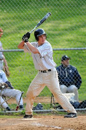 Wyomissing VS Pine Grove High School Baseball 2011 - 2012
