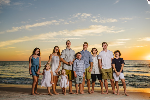 Thunderbird Resort Treasure Island Florida Family Photographer