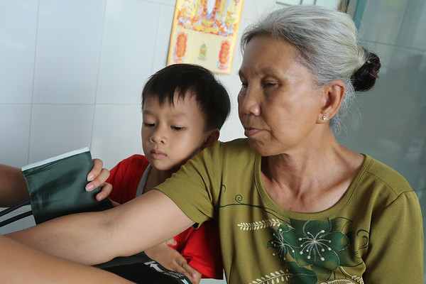 May 27 -  Mobile Clinic An Giang Province