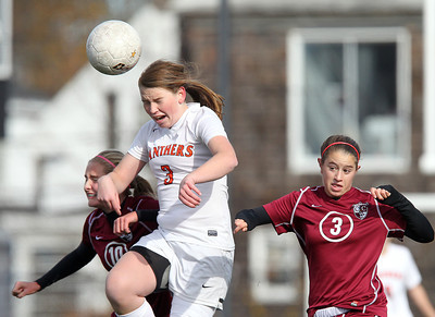 Beverly vs Concord-Carlisle Girls Soccer D2 North Semifinal