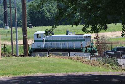 Sunbury Generation, LP Yard Engine