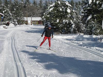 2008-11-29 Forbush Corner skiing