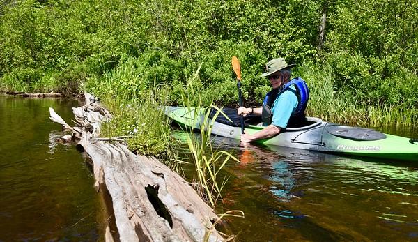 June 2020 Namekagon 3-Day Paddle