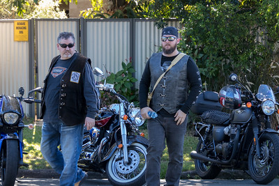 Steel Horses North Ride 180520