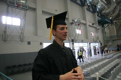 Jay Byron Graduation