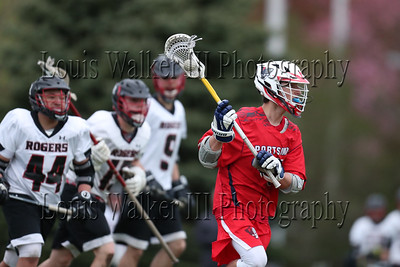 LAX Portsmouth at Rogers on 5/9/19